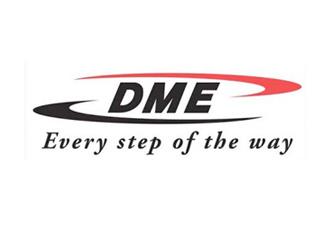 Tecnos ist offizieller Vertragshändler für Marke D-M-E.
