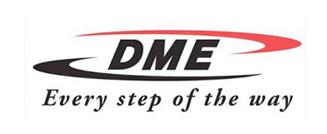Offizieller Vertragshändler der Marke D-M-E