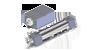 icona hydraulikzylinder